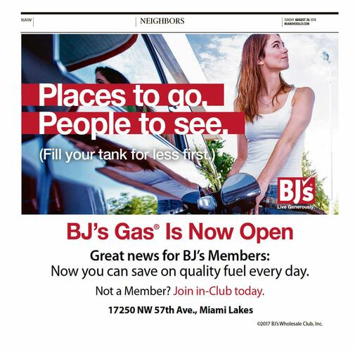 BJ's Wholesale Club | Advertising Profile | See Their Ad Spend