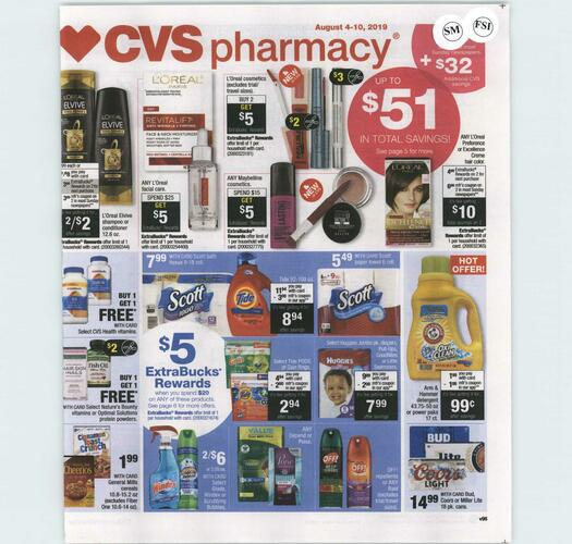 CVS Pharmacy | Advertising Profile | See Their Ad Spend
