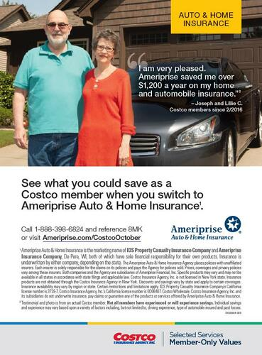 Ameriprise Auto Home Insurance Advertising Profile See